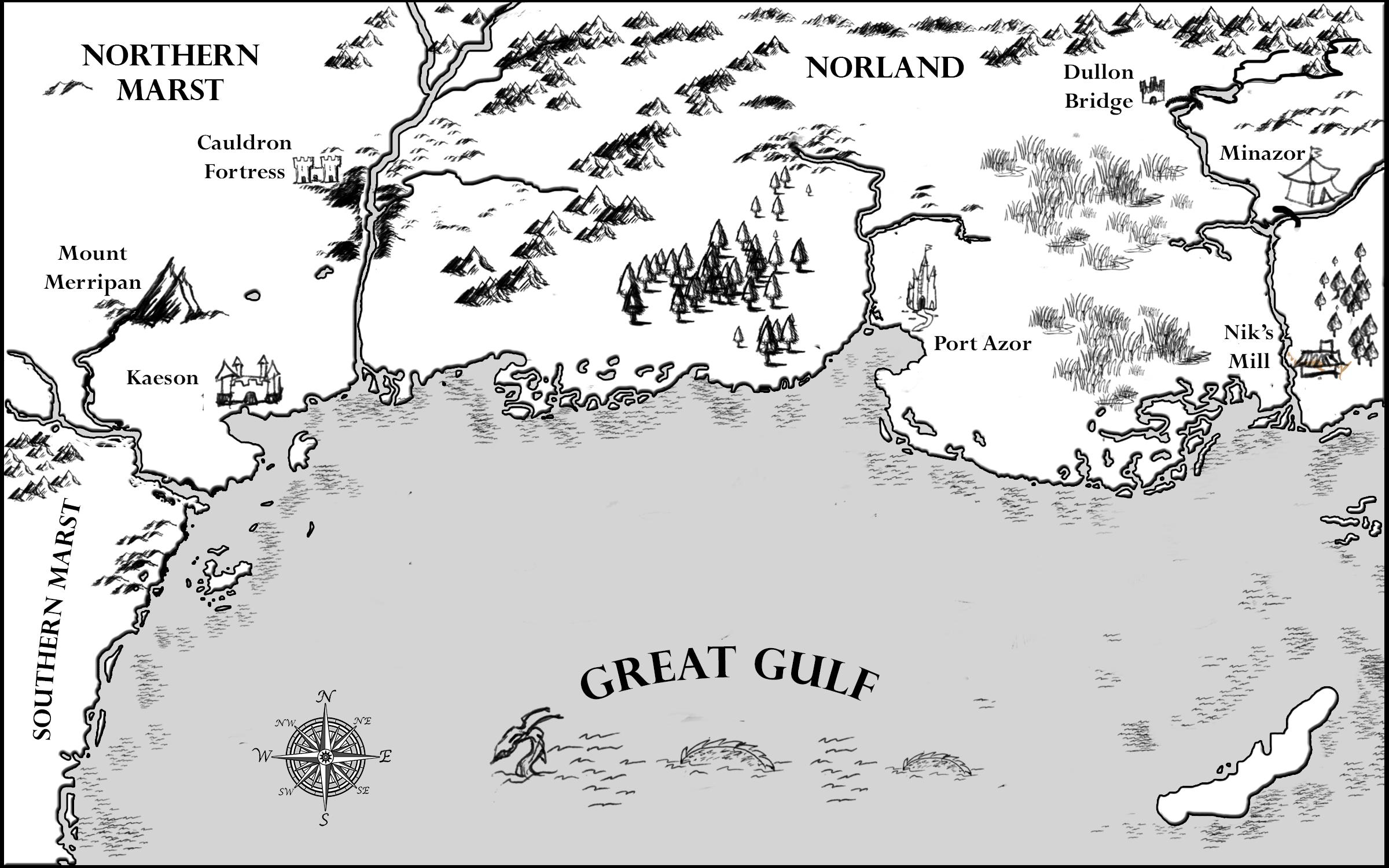 5X8 Mardan's Mark bw map