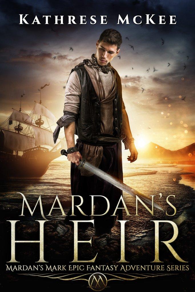 Mardan's Heir Cover