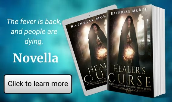 Healer's Curse covers