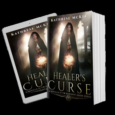 Healer's Curse covers