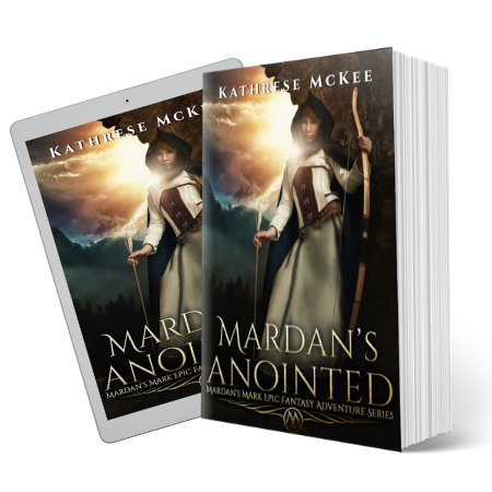 Mardan's Anointed covers