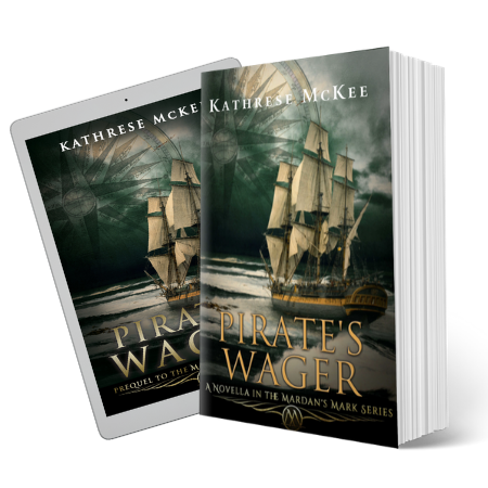 Pirate's Wagers covers