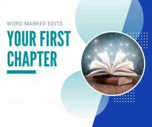 Your First Chapter