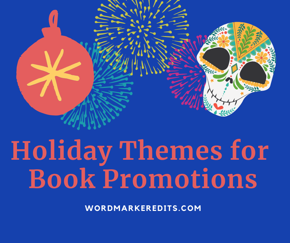Holiday Themes for Book Promotions illustration